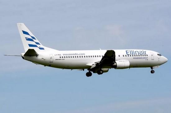самолет Ellinair
